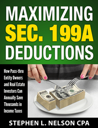 Maximizing Section 199A Deductions