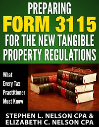 Preparing Form 3115 for the Tangible Property Regulations